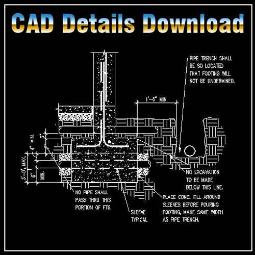 Architecture Details Drawings Free Cad Blocks Drawings